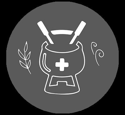 Иконка ресторана швейцарской кухни Le Komora для города Харькова