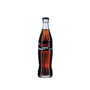 Coca-Cola zero 0,25л