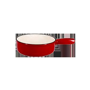 Какелон для фондю чавунний 24 см