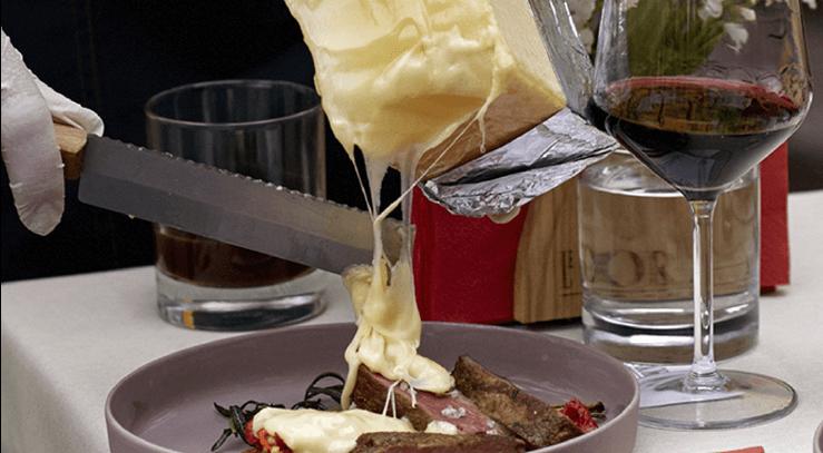 Сорта швейцарского сыра в плавленном виде