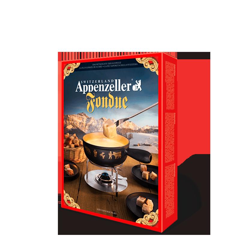 "Готовая смесь фондю ""Appenzeller Fondue Hardegger"" <small>800 г </small>"