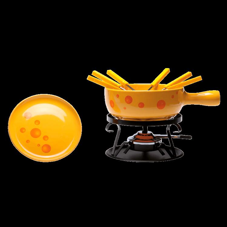 """Набор для сырного фондю из 15 предметов """"Formaggio"""""""