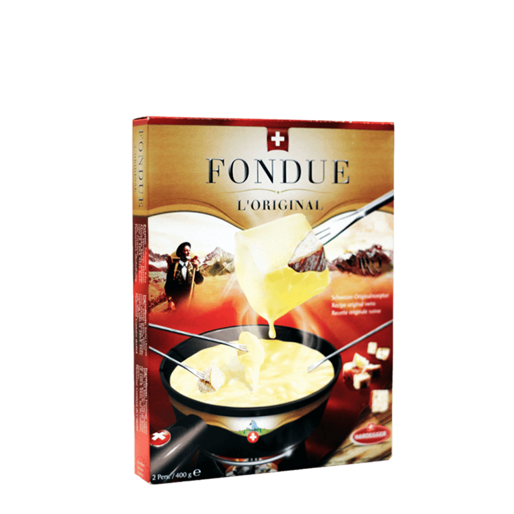 "Готовая смесь фондю ""Fondue L`ORINAL Hardegger"" <small>400 г </small>"