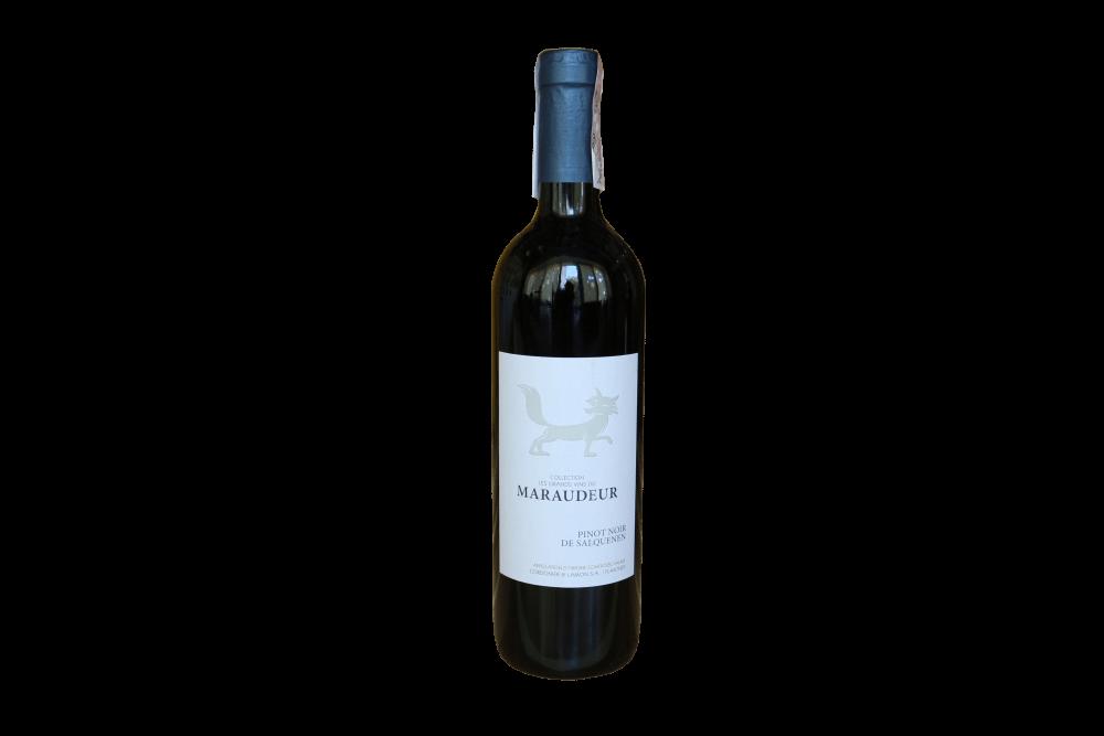 "Cordonier & Lamon ""Pinot Noir De Salquenen""2016"