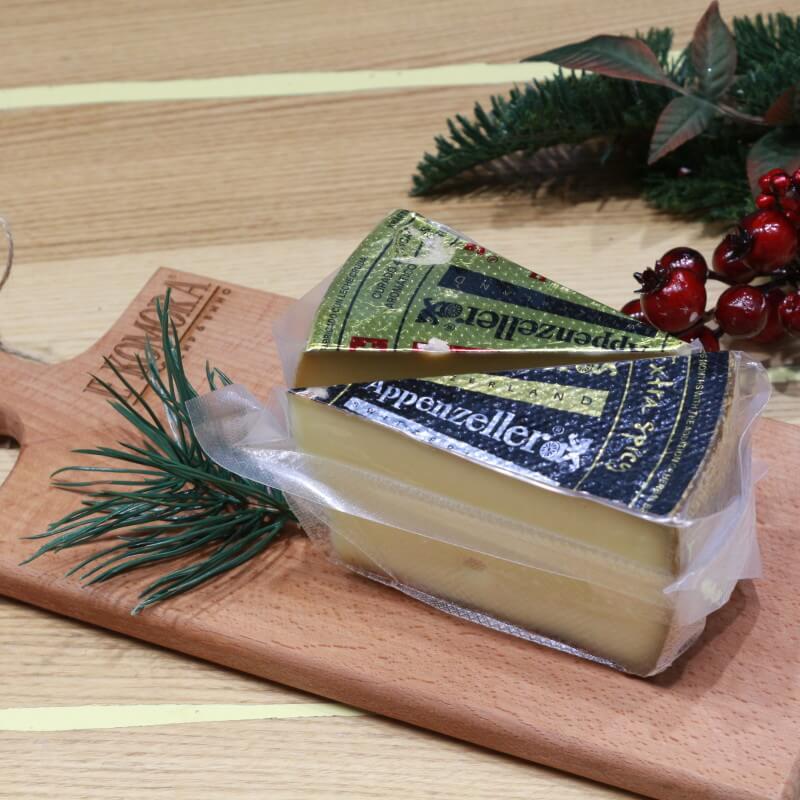 Подарочный сырный набор