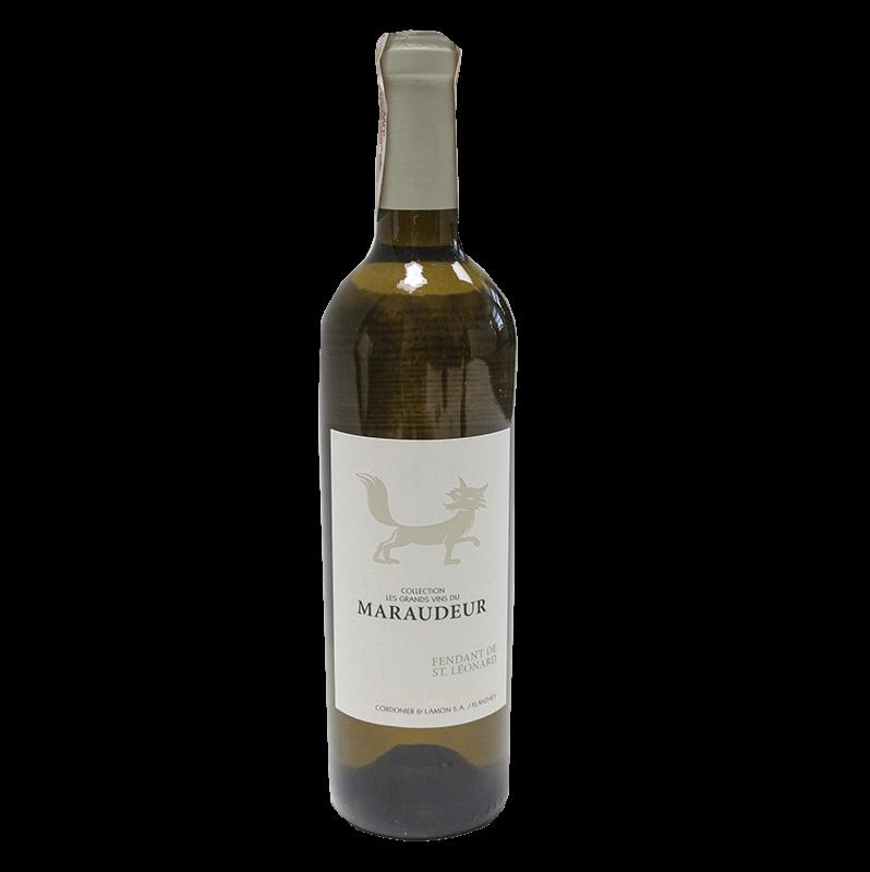 Fendant de St. Léonard Valais AOC Grands Vins du Maraudeur 2016