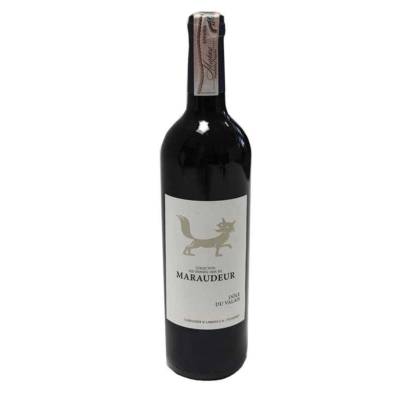 Dôle Valais AOC Grands Vins du Maraudeur 2016