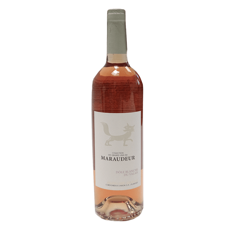 Dôle Blanche Valais AOC Grands Vins du Maraudeur  2016