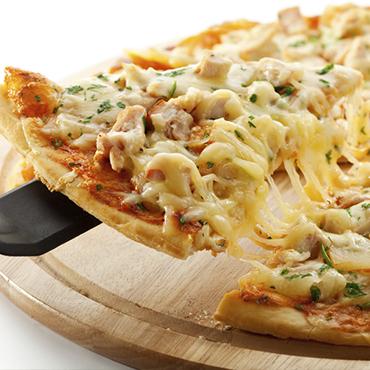 Пицца куриная, 600г