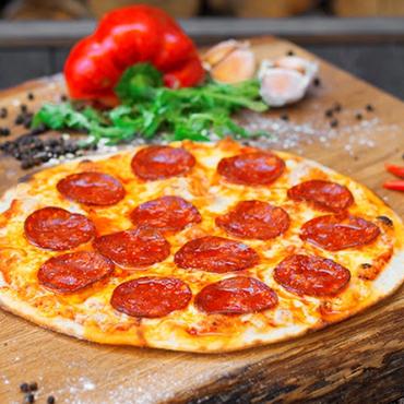 Пицца Пепперони, 500г