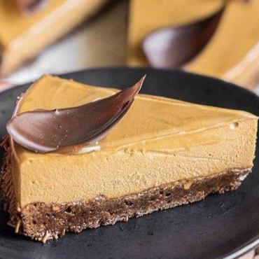 Чизкейк -брауни шоколадный, 100г