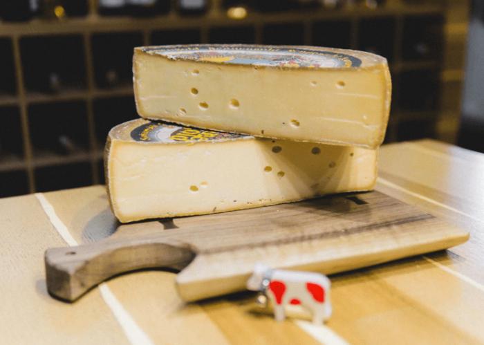 Качественный сыр из магазина Le Komora